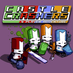 Castle Crashers Icon For Obly Tile By Enigmaxg2 On Deviantart
