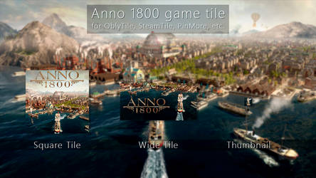 Anno 1800 Tile Icon by ENIGMAXG2