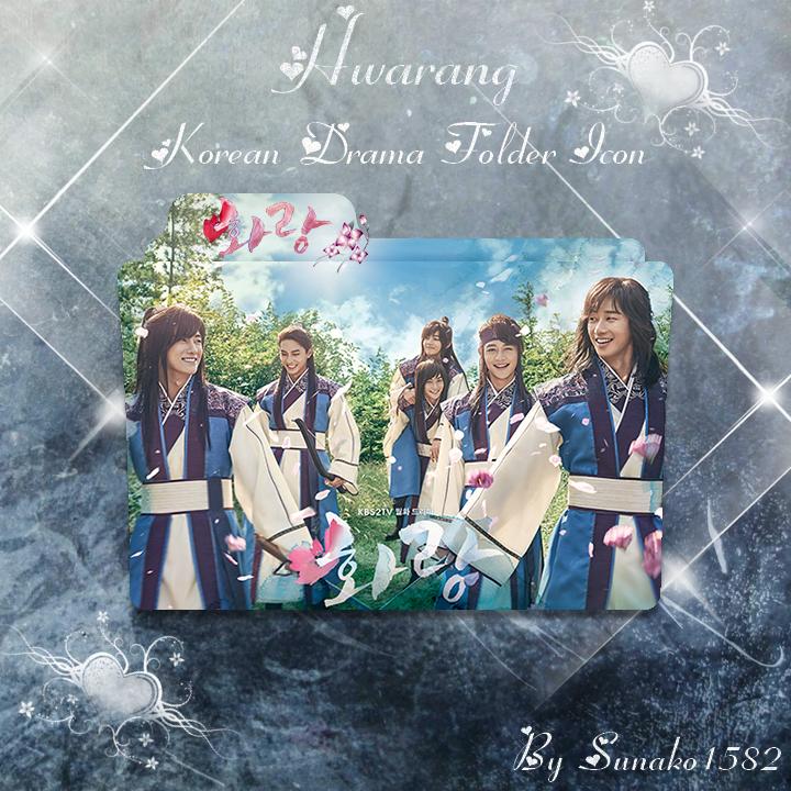 Hwarang Drama Folder Icon by Sunako1582 on DeviantArt
