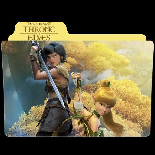 Dragon Nest Throne Of Elves Folder Icon By Hung01 On Deviantart