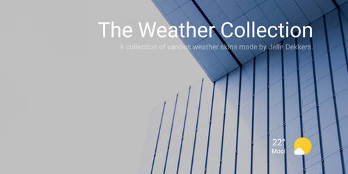 The Weather Collection by JelleDekkers48