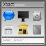 Xtract Icons Pack - Unfinished