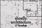 Architecture brush set