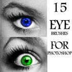 Eye Brushes.