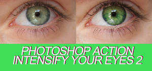 Photoshop Action-Bright Eyes 2 by itsreality