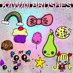 Kawaii Brushes.