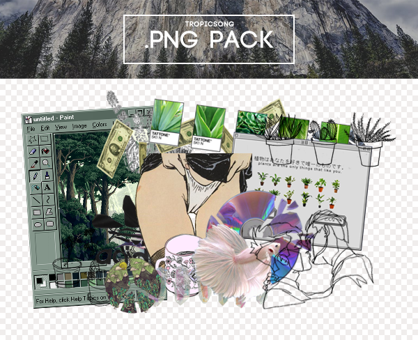 Pale Pack [ png's ]