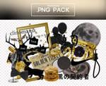 Black Golden  [ png's ]
