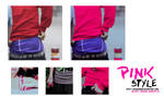 +Action Pink Style