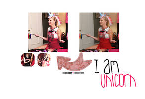 I am Unicorn by Heisbieber