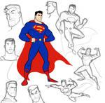 Superdad rebirth redesign