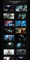 PS Vita Wallpaper Pack 1