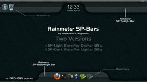 SP-Bars For Rainmeter