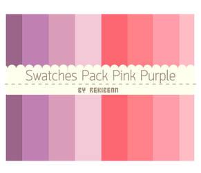 Swatches Pack Pink Purple by TheSeekerReki