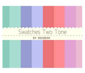 Swatches Two Tone by TheSeekerReki