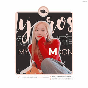 ABOUT ME - MYMOON BY EHWA / plantilla 48 editable