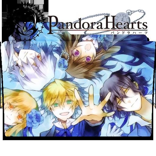 """Képtalálat a következőre: """"Pandora Hearts ico"""""""