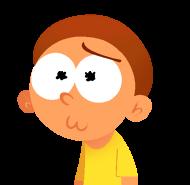 Morty Blink