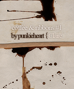 coffee and ribbons nr.1 by punkieheart