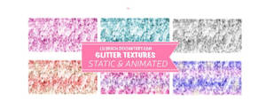 Glitter Romance Textures