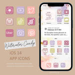 iOS 14 iPhone App icons