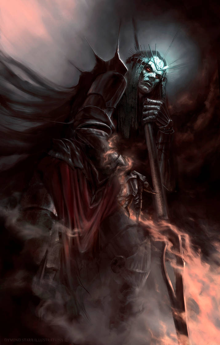 Morgoth, He Who Arises In Might