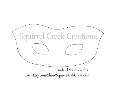 Masquerade Template  By Scctemplates On Deviantart