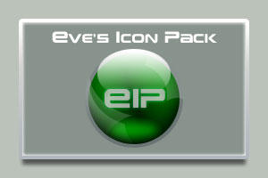 "Eve's IP ""Icon Pack"" by DKS-Eve"