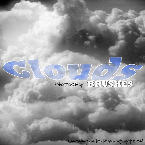 Clouds Brush Set