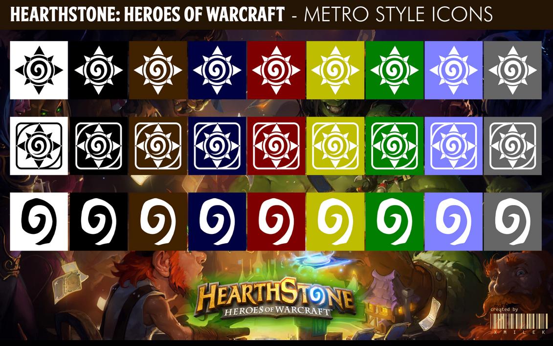 how to change hero hearthstone
