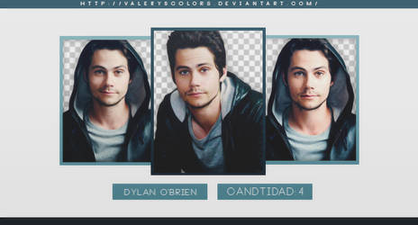 Dylan O'Brien Png Pack