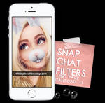 Snapchat Filters Png Pack