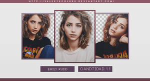 Emily Rudd Png Pack