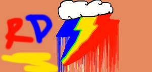 Rainbow Dash's Gang cutie mark