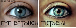 Eye Retouch Tutorial