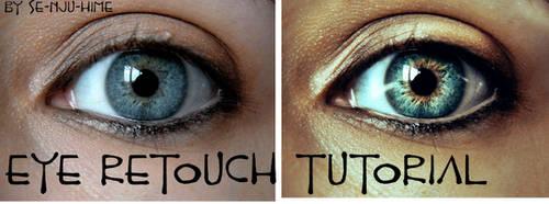 Eye Retouch Tutorial SPANISH
