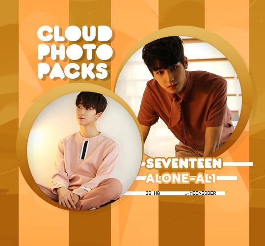 86| SEVENTEEN// ALONE-AL1 PHOTOPACK by CloudPhotopacks on