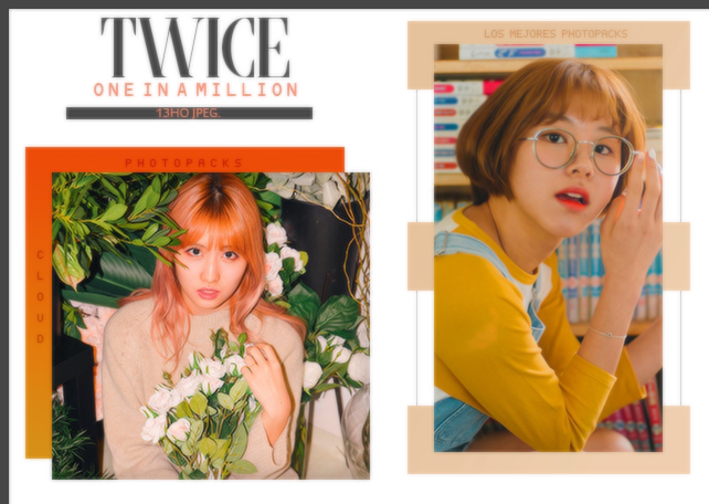 197 Twice One In A Million Photobook Photopack By