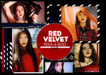 285| RED VELVET (PEEK-A-BOO) PHOTOPACK