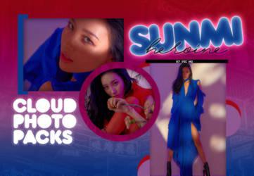 336| SUNMI (HEROINE) PHOTOPACK by CloudPhotopacks
