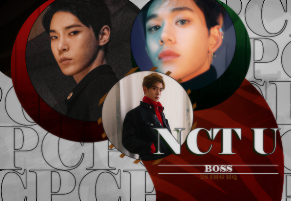 Nct U Boss Wallpaper