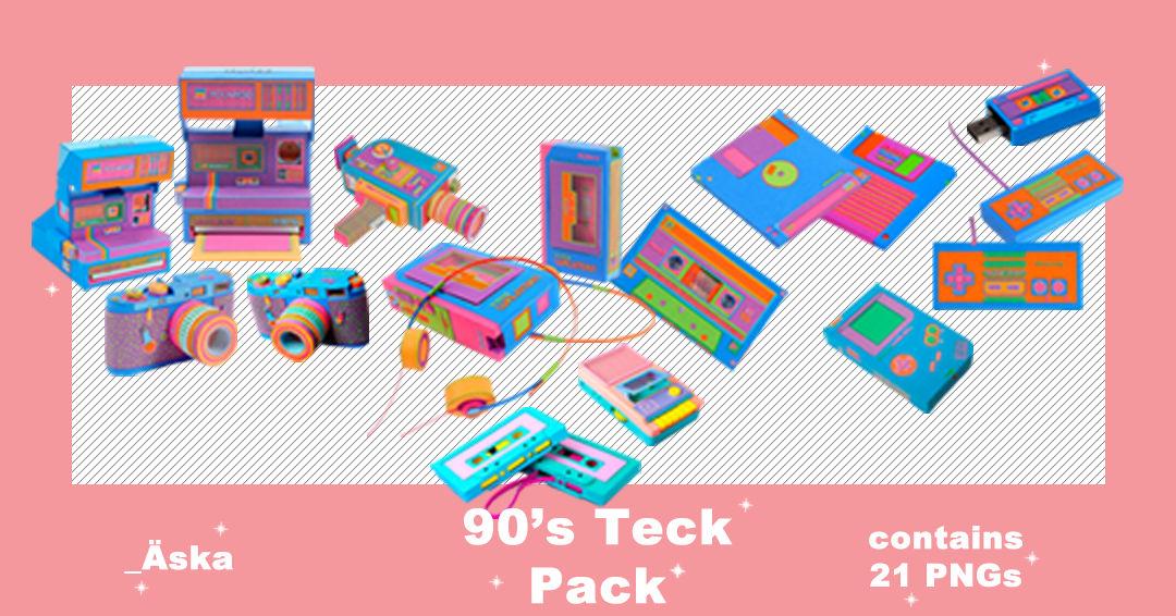 90 S Tech Png Pack By Aska Raiikonen By Askaraiikonen On Deviantart
