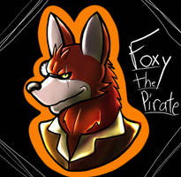 Foxy the Pirate FNaF by AskTheFazbearCrew
