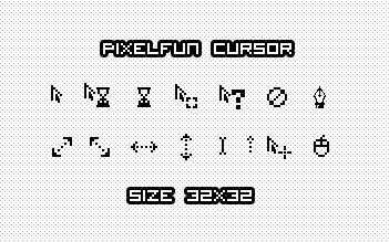 PixelFun Cursor