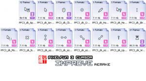 PixelFun 3 Cursor - Remake