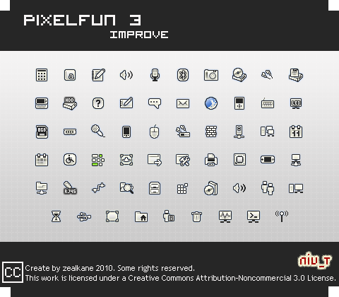 PF3 - Apps Devices Place set by zealkane