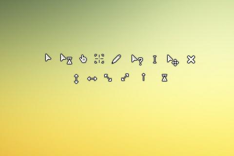 PixelFun 3 Cursor - update by zealkane
