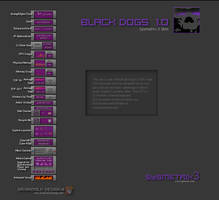 Black Dogs v1.0 Sysmetrix Skin