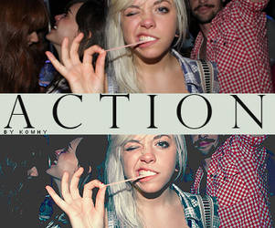 Action KW 4 by kowhy