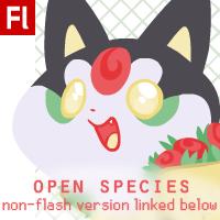 Rinpups Species Sheet by Kaylidae